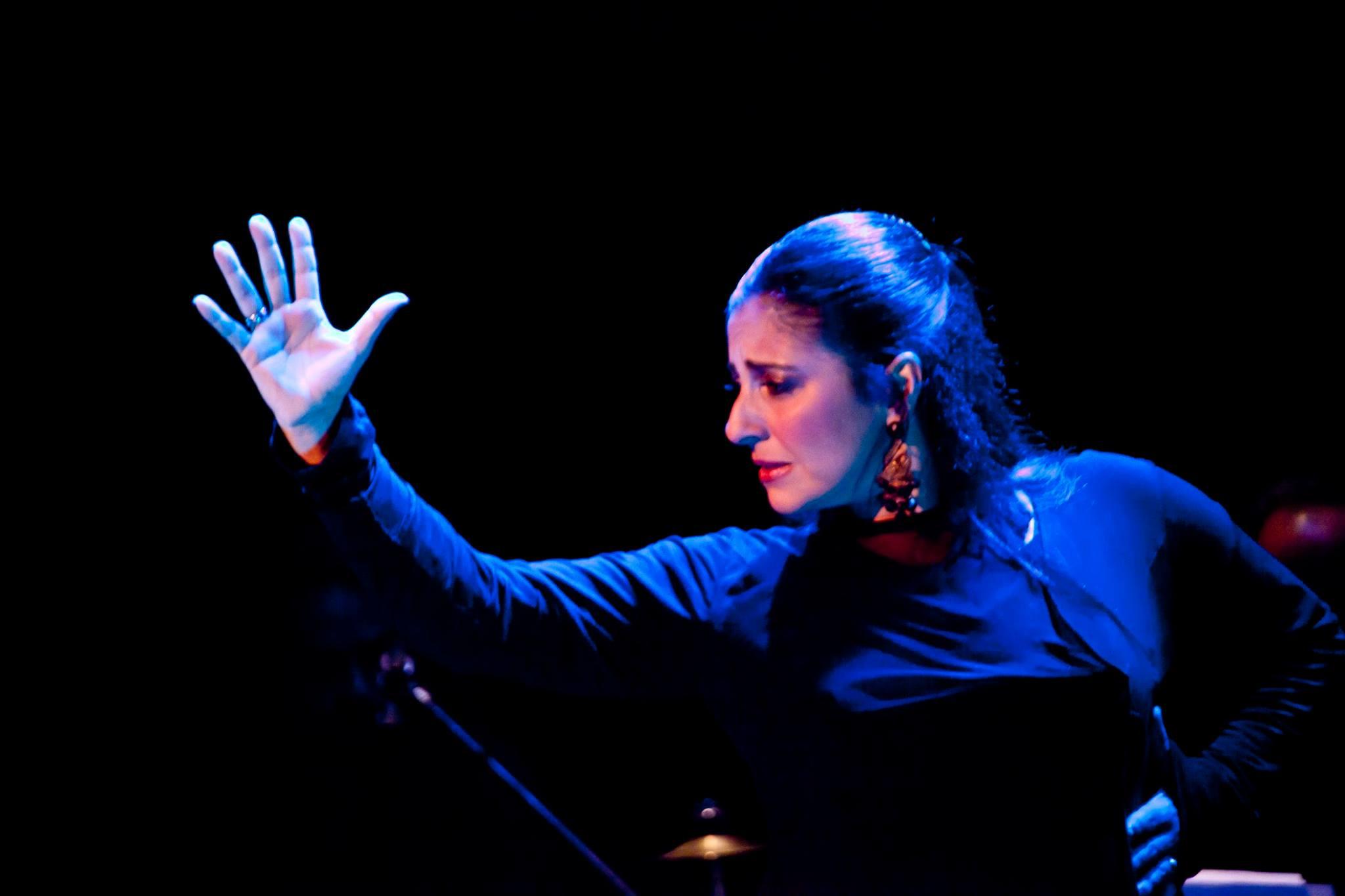 Lourdes Flamenco 1